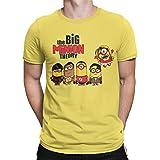 Camisetas La Colmena 208-Camiseta The Big Minion Theory (Donnie)