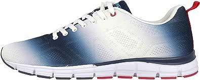 Boras Trainers in Plus Sizes Multicoloured 5201-0299 Large Men's Shoes