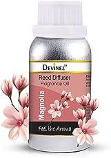 Devinez Magnolia Reed Diffuser Fragrance Oil, 250ml each