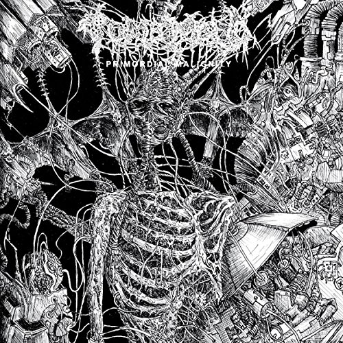 Tomb Mold: Promordial Malignity (Audio CD)