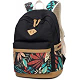 حقائب ظهر سواكورت للنساء حقيبة ظهر عادية خفيفة الوزن قماش Daykpack لطيف أزياء حقيبة مدرسية