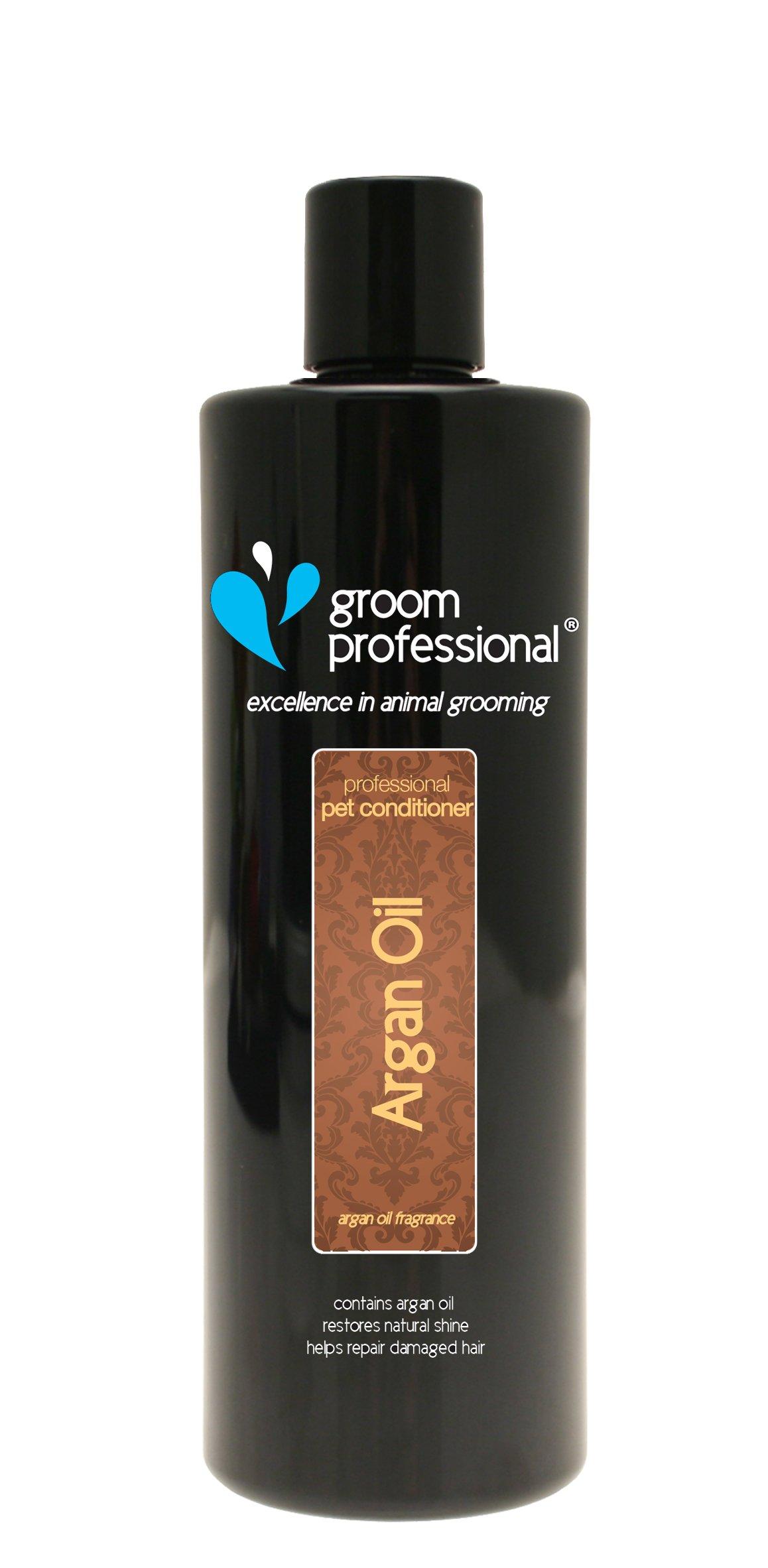 Groom Professional Argan Oil Conditioner, 450 ml