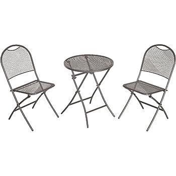 mwh das original fts90040 fzs90039 gartenm bel sets caf latte grau. Black Bedroom Furniture Sets. Home Design Ideas