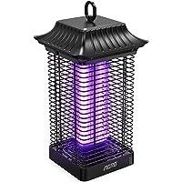 Aerb Moustique Tueur Lampe,18W UV Tueur de Moustique Anti-Insectes Répulsif Attrape Bug Zapper,Efficace Portée 65m², Non…