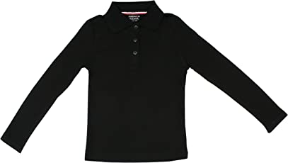 Hey It's Me Full Sleeves Classic Pain Cotton Black Color Stretchable Polo T-Shirt For Boys/Girls