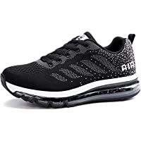 smarten Unisex Running Shoes Mens Womens Air Shock Absorbing Trainers Fashion Jogging Sports Sneakers