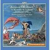 Offenbach: Le Royaume de Neptune [Deutsches Symphonie-Orchester Berlin; Howard Griffiths] [Cpo: 555301-2]