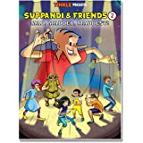 Tinkle Presents : Suppandi & Friends 2, Mad, Madder, Maddest!