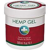 Gel à base d'huile de chanvre pour massages - Hemp Gel Annabis (300ml)