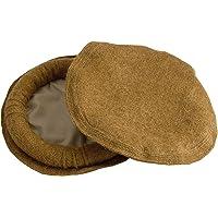 Berretto afgano da uomo, pakol, da talibano, berretto stile deserto