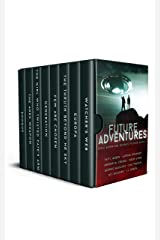 Future Adventures: Eight Complete Adventure Science Fiction Novels Kindle Edition