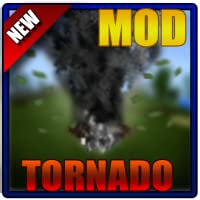 Mod Hurricane Tornado for MCPE