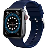 """Fire-Boltt Ring Bluetooth Calling Smartwatch with SpO2 & 1.7"""" Metal Body with Blood Oxygen Monitoring, Continuous Heart…"""