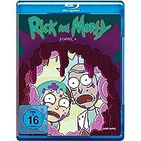 Rick & Morty - Staffel 4 [Blu-ray]