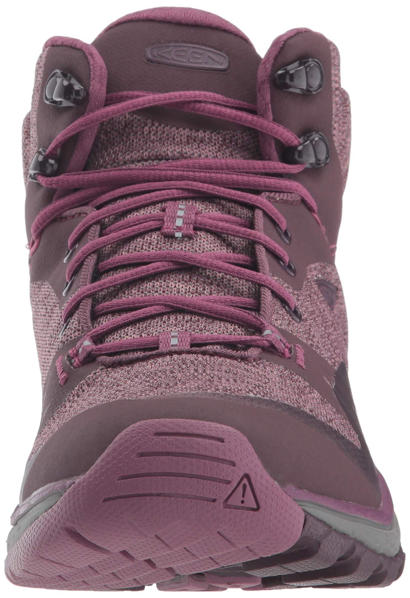 KEEN Women's Terradora Mid Wp High Rise Hiking Shoes, 9