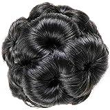 PEMA Natural Hair Bun (Black)