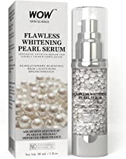 WOW Flawless Whitening Pearl No Parabens & Mineral Oil Serum, 30mL