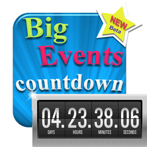 tdown - Digital Event Count Down Clock with HD full screen background (for counting how many days and time to go, until your dream dates) (Disney Halloween Cruise)