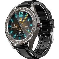 COULAX SmartWatch, 1.3 Zoll Touch Farbdisplay Fitness Armbanduhr mit Pulsuhr, IP68 wasserdichte Sportuhr mit…