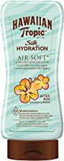 Hawaiian Tropic Silk Hydration Air Soft After Sun Lotion Coconut Papaya, 180 ml, 1 St