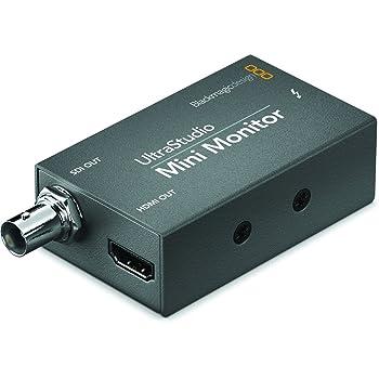 Blackmagic Design UltraStudio Mini Monitor