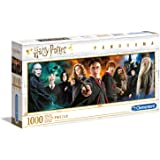 Clementoni - 61883 - Puzzle Panorama - Harry Potter - 1000 pezzi - Made in Italy - puzzle adulti