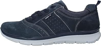 ENVAL SOFT Sneakers Uomo CAMOSCIO Blu