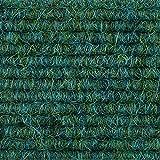 Teppichboden Auslegware | Tretford Interland | 200 cm Breite | grün 558 | Meterware, verschiedene Größen | Größe: 7,5 x 2m
