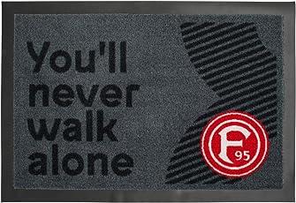 Fortuna Düsseldorf F95 Fussmatte/Fussabtreter / Fußmatte ** Stockum You´ll Never Walk Alone **