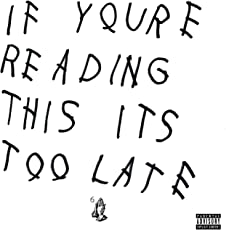 If You're Reading This It's to