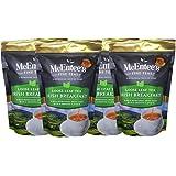 McEntee's Irish Breakfast Tea (verpakking van 4) - navulzakjes van 250 g - vakkundig gemengd in Ierland. Een traditionele Ier