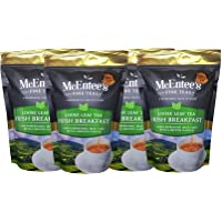 McEntee's Irish Breakfast Tea (Pack of 4) - 250g Refill Bags - Expertly blended in Ireland. A traditional Irish blend of…