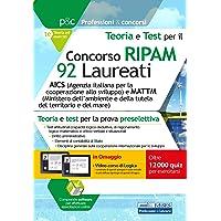 Concorso RIPAM 92 Laureati: AICS (Agenzia italiana per la cooperazione allo sviluppo) e MATTM (Ministero dell'ambiente e della tutela del territorio e del mare)