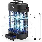 VIFLYKOO Lampe Anti-Moustique,14W UV Tue Mouches Destructeur D' Insectes Electrique Pas de Produits Chimiques avec Moustique