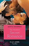 The Heiress's Secret Romance (The Kingsleys of Texas, Book 4)