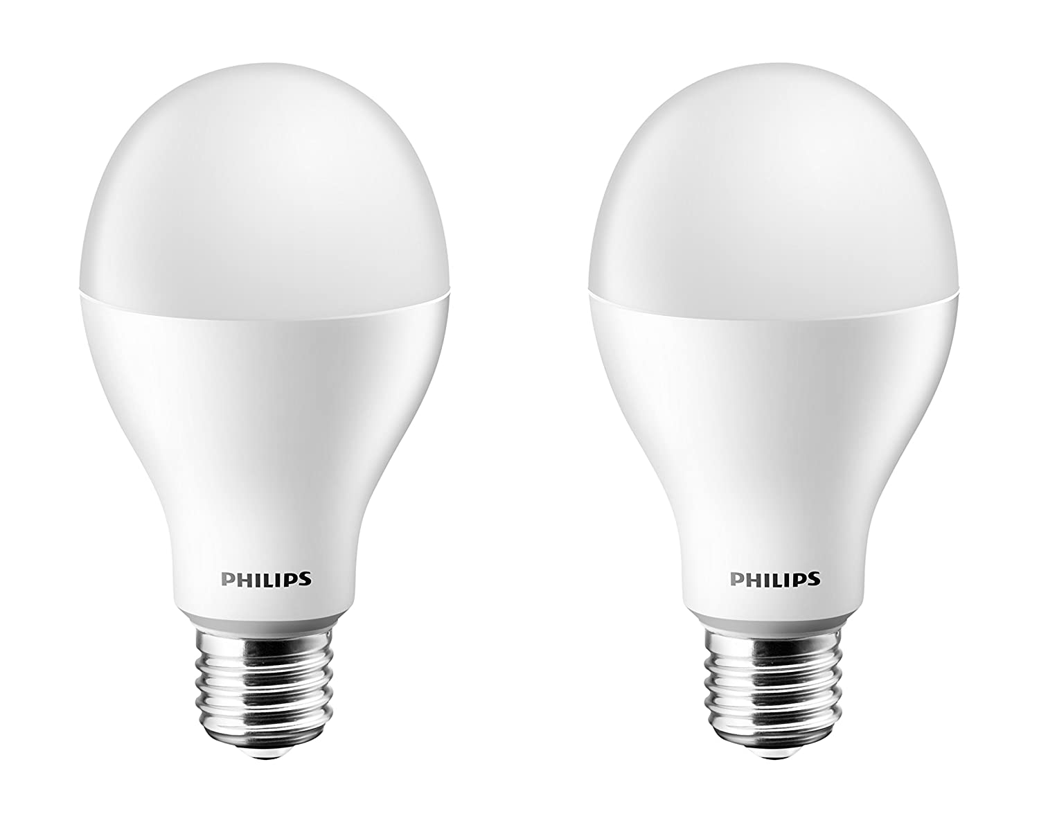 Buy philips e27 17 watt led bulb cool day light pack of 2 buy philips e27 17 watt led bulb cool day light pack of 2 online at low prices in india amazon parisarafo Gallery