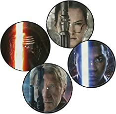Star Wars: The Force Awakens (Picture Disc) [VINYL]