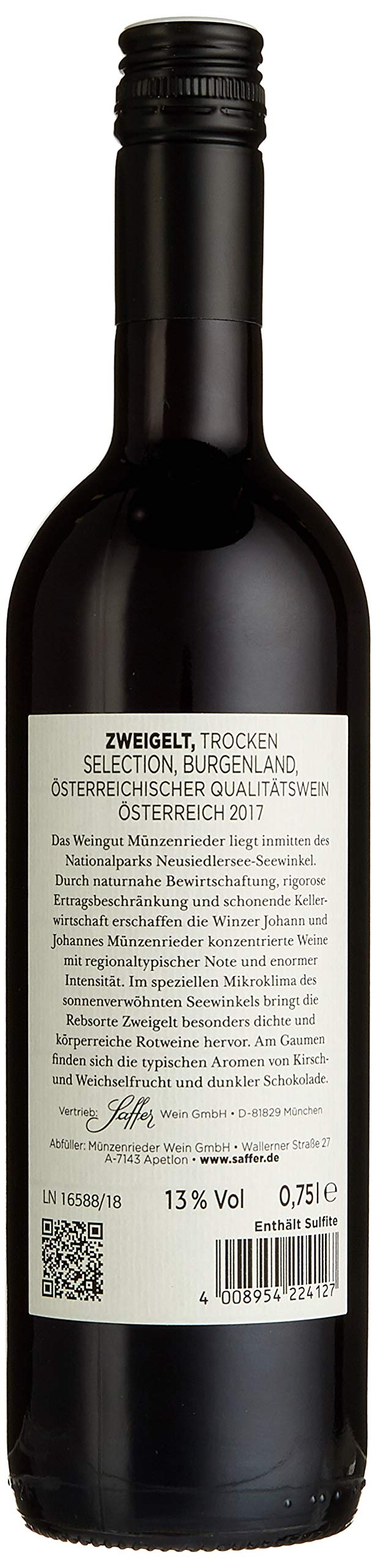 Zweigelt-QW-BurgenlandSelection-trocken-6-x-075-l