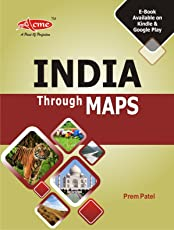 INDIA THROUGH MAPS: UPSC
