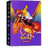 JOYUE Pokemon-plakboek, Pokemon-kaartenalbum, Pokemon-kaarthouder, Pokemon-map, kaartenalbum, boek, Pokemon-kaarten GX EX-tra