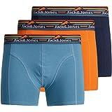 ملابس جاكماونتين الداخلية القصيرة للرجال من جاك اند جونز - مجموعة من 3 قطع