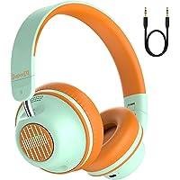 SuperEQ Active Noise Cancelling Kopfhörer, Bluetooth 5.0 Kopfhörer On Ear, Headset kabellos mit ANC…