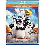 I Pinguini di Madagascar (1 Blu Ray 3D + 1 Blu Ray + 1 DVD);Penguins Of Madagascar