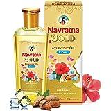Navratna Gold Ayurvedic Oil Oil, 200 ml