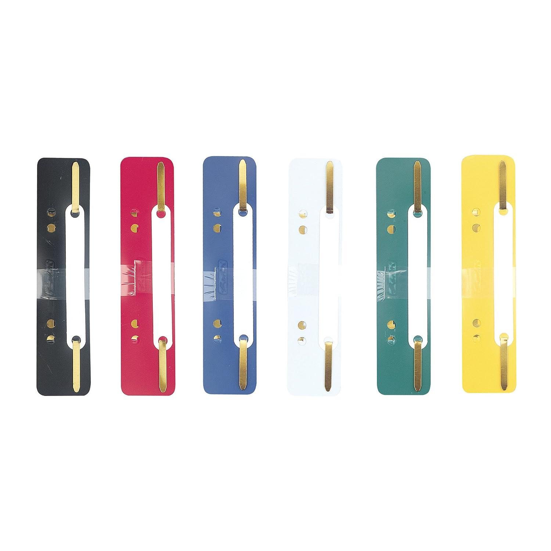 Heftstreifen für viele blätter  Herlitz 8767402 Heftstreifen PP fs 150er Packung, farbig sortiert ...