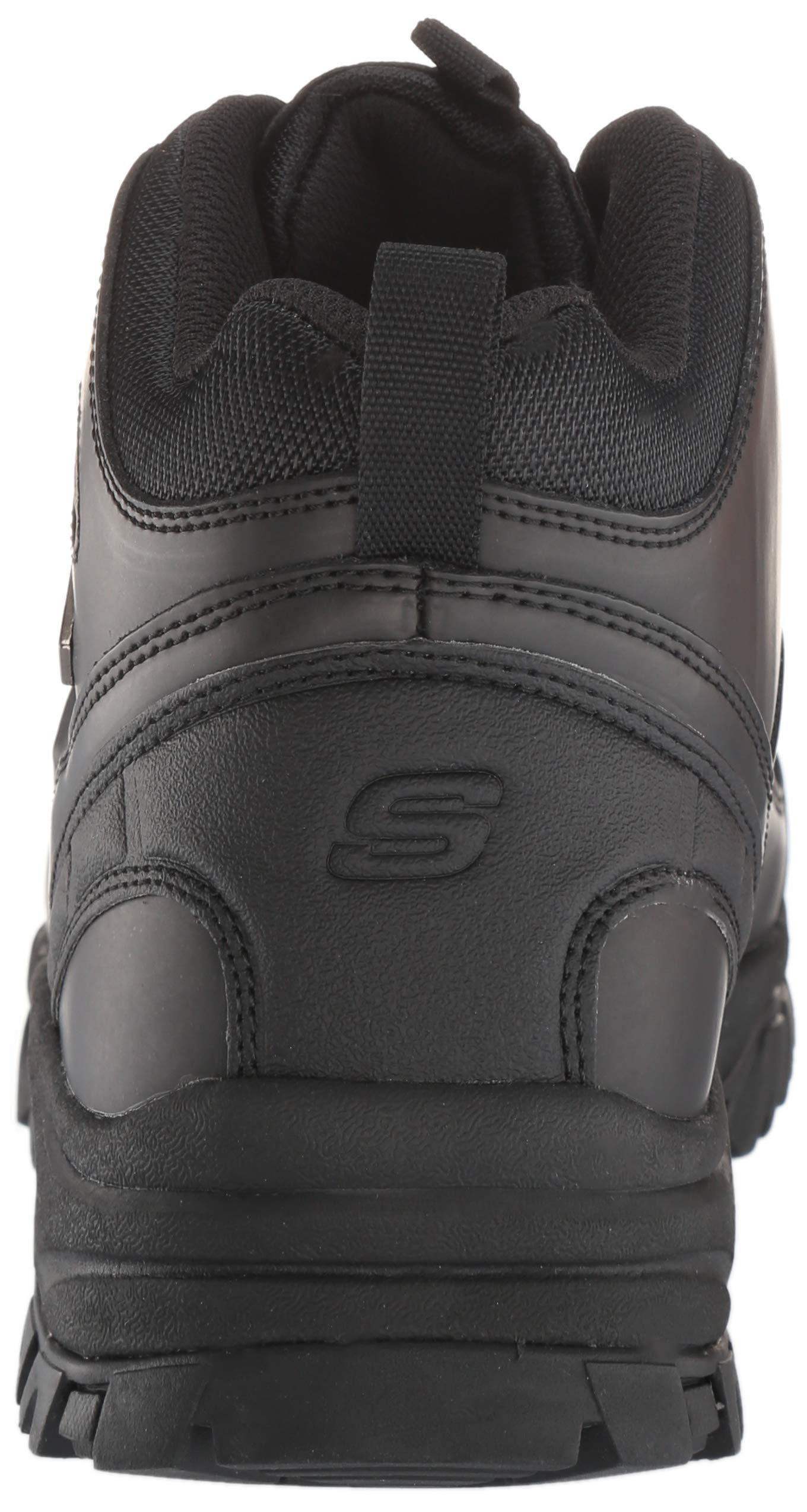 Boots Traven Rise High Hiking Skechers Relment Men's 9WHDYEI2