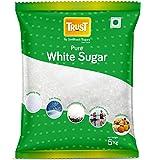 Trust Pure White Sugar, 5kg