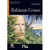ROBINSON CRUSOE + audio + eBook: Robinson Crusoe + audio CD