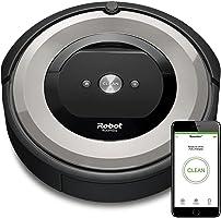 iRobot Roomba e5154 - Robot Aspirador Óptimo Mascotas, Succión 5 Veces Superior, Cepillos de Goma Antienredos, Sensores...