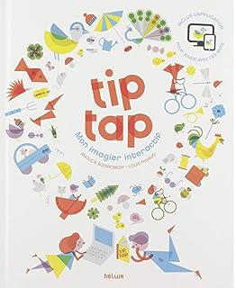 Tip tap top : étude du clavier azerty, guide pédagogique